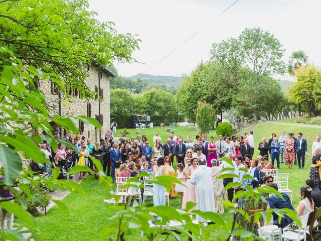 La boda de Josi y Janire en Ventas De Armentia, Burgos 89