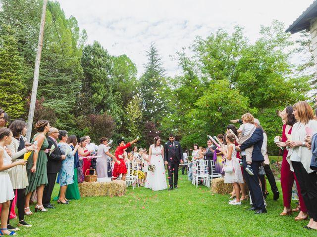 La boda de Josi y Janire en Ventas De Armentia, Burgos 91