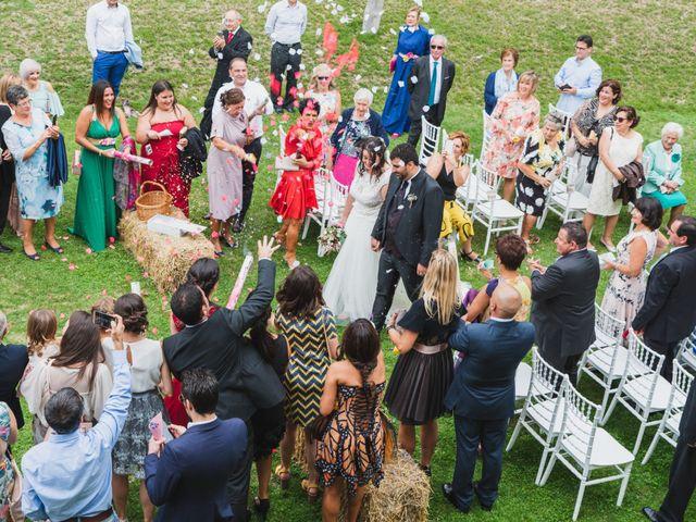 La boda de Josi y Janire en Ventas De Armentia, Burgos 92