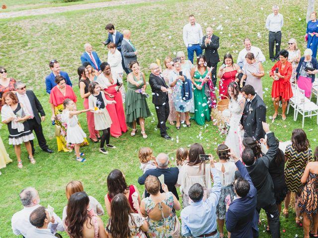 La boda de Josi y Janire en Ventas De Armentia, Burgos 94