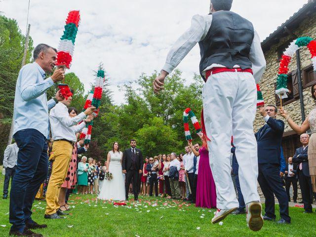 La boda de Josi y Janire en Ventas De Armentia, Burgos 95