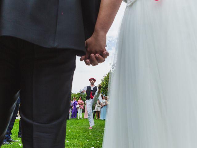 La boda de Josi y Janire en Ventas De Armentia, Burgos 96