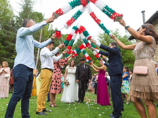 La boda de Josi y Janire en Ventas De Armentia, Burgos 98