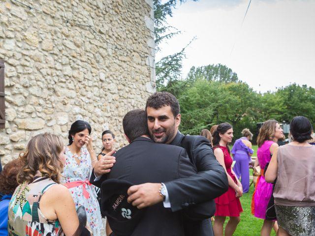 La boda de Josi y Janire en Ventas De Armentia, Burgos 100