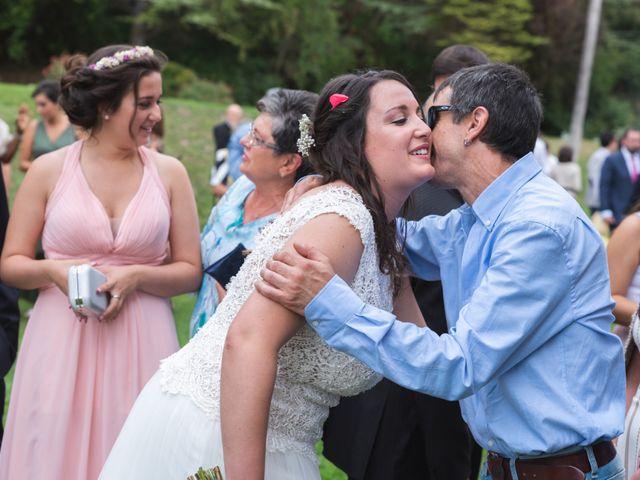 La boda de Josi y Janire en Ventas De Armentia, Burgos 101