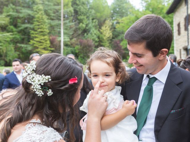 La boda de Josi y Janire en Ventas De Armentia, Burgos 103