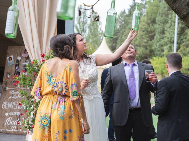 La boda de Josi y Janire en Ventas De Armentia, Burgos 107