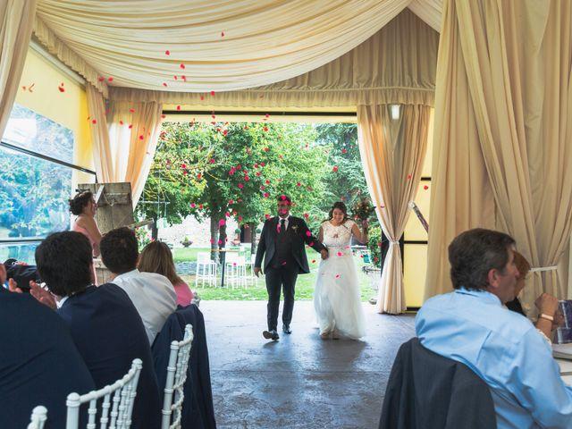 La boda de Josi y Janire en Ventas De Armentia, Burgos 118