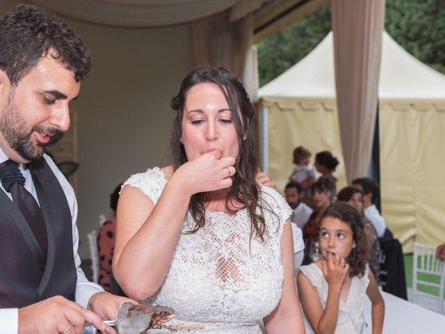 La boda de Josi y Janire en Ventas De Armentia, Burgos 127