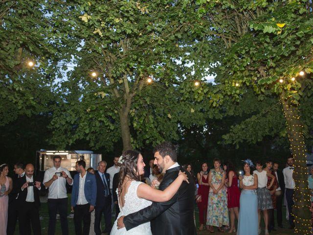La boda de Josi y Janire en Ventas De Armentia, Burgos 135