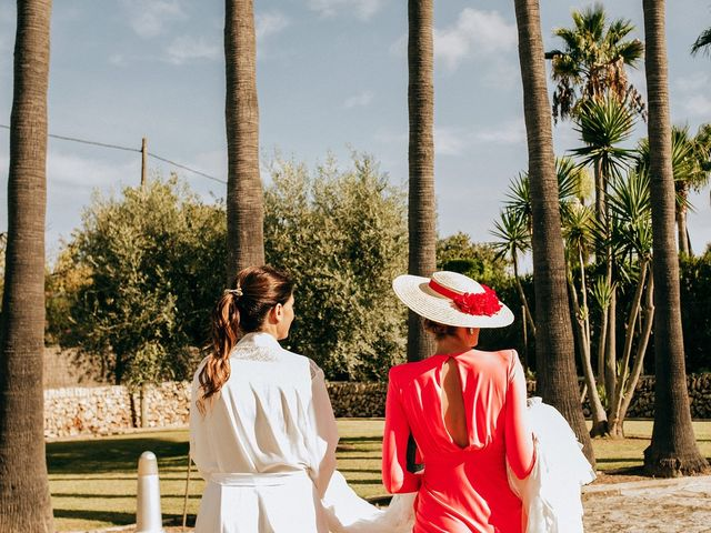 La boda de Joan Bernat y Esperanza en Alcudia, Islas Baleares 18
