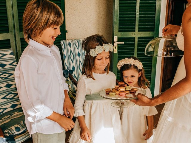 La boda de Joan Bernat y Esperanza en Alcudia, Islas Baleares 45
