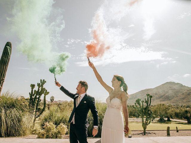 La boda de Esperanza y Joan Bernat