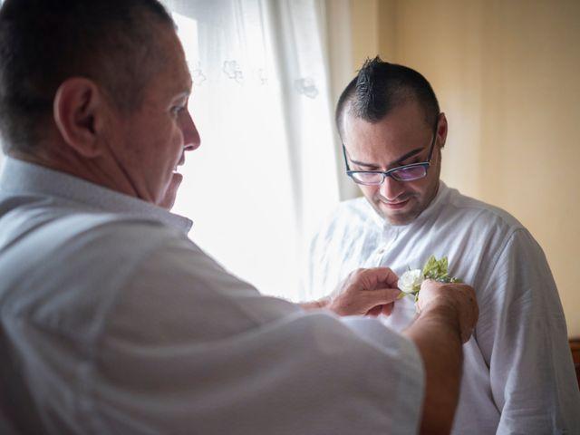La boda de Germán y Eli en Adra, Almería 9