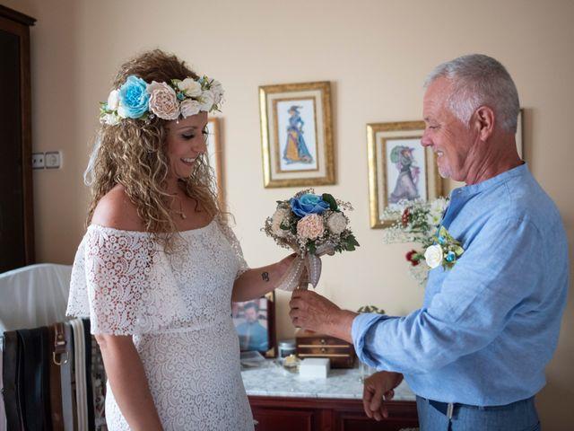 La boda de Germán y Eli en Adra, Almería 29
