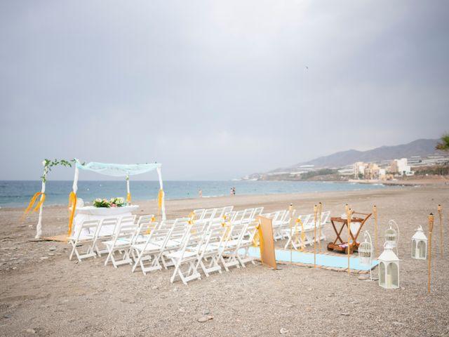 La boda de Germán y Eli en Adra, Almería 31