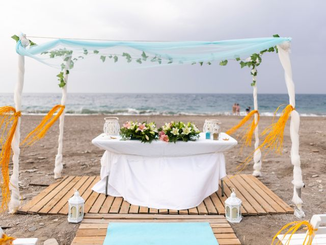 La boda de Germán y Eli en Adra, Almería 33