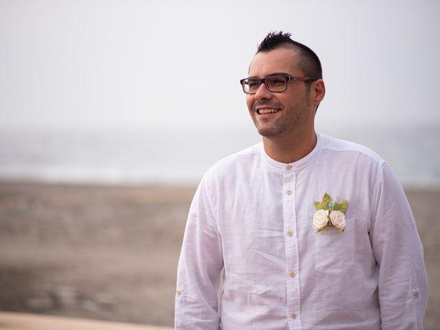 La boda de Germán y Eli en Adra, Almería 36