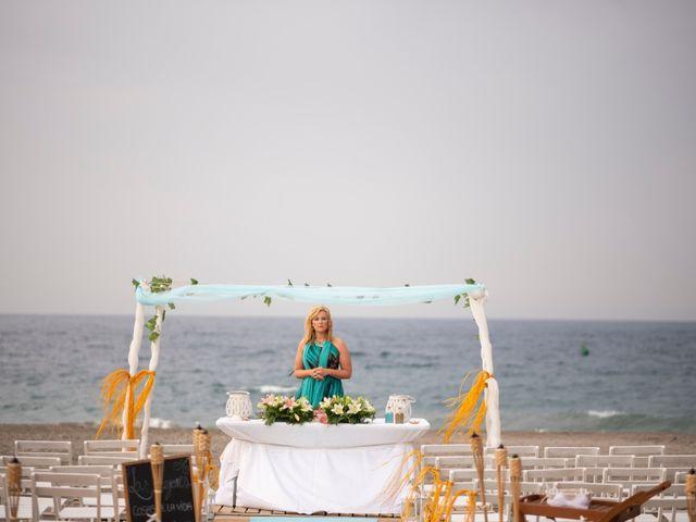 La boda de Germán y Eli en Adra, Almería 37