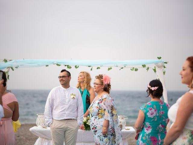 La boda de Germán y Eli en Adra, Almería 39