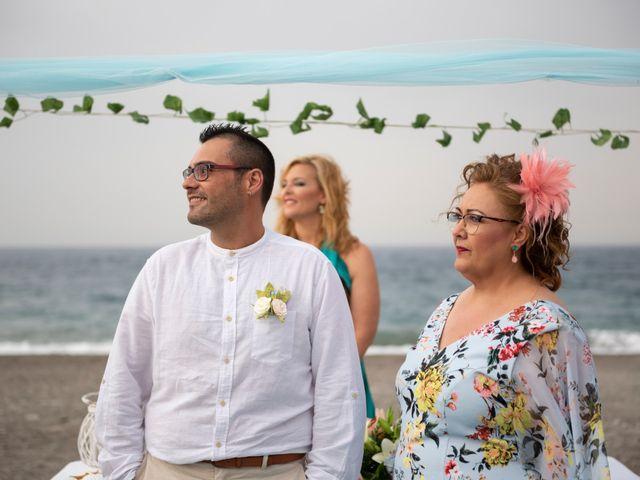 La boda de Germán y Eli en Adra, Almería 40