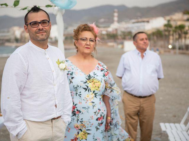 La boda de Germán y Eli en Adra, Almería 41