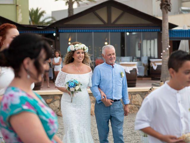 La boda de Germán y Eli en Adra, Almería 42