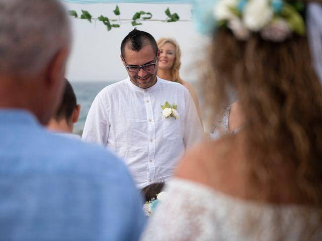 La boda de Germán y Eli en Adra, Almería 43