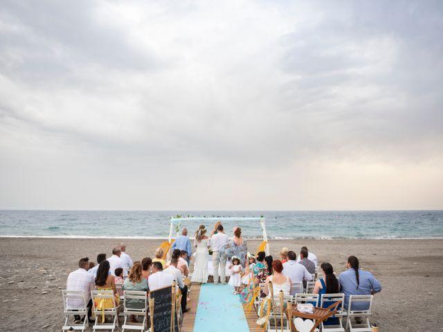 La boda de Germán y Eli en Adra, Almería 44
