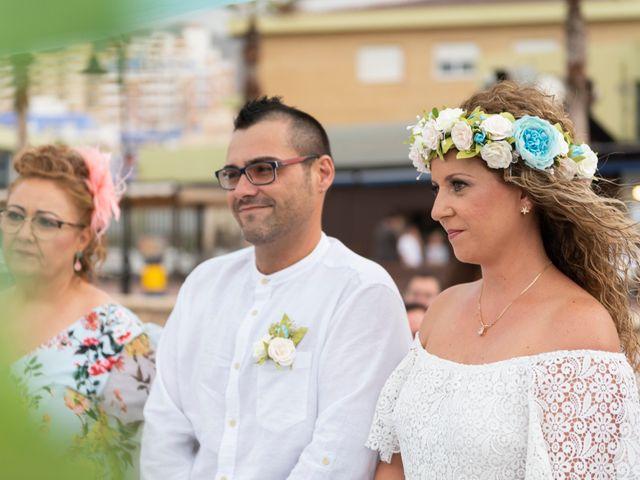 La boda de Germán y Eli en Adra, Almería 45