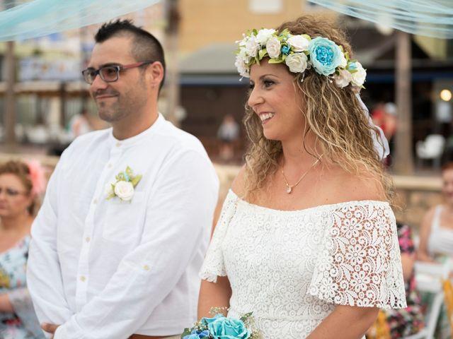 La boda de Germán y Eli en Adra, Almería 47