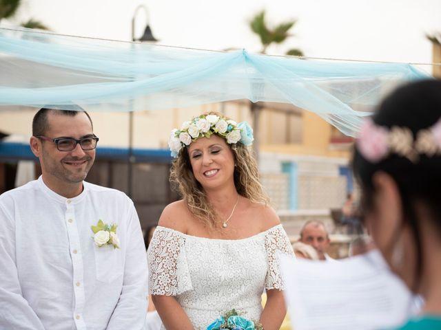 La boda de Germán y Eli en Adra, Almería 49