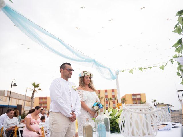 La boda de Germán y Eli en Adra, Almería 50