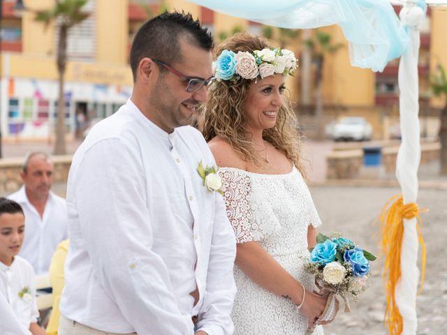 La boda de Germán y Eli en Adra, Almería 51