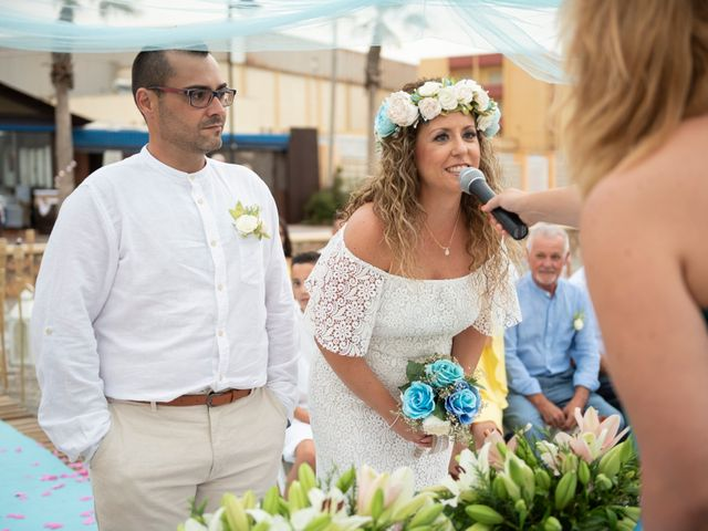 La boda de Germán y Eli en Adra, Almería 53