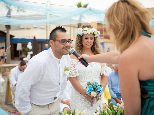 La boda de Germán y Eli en Adra, Almería 54