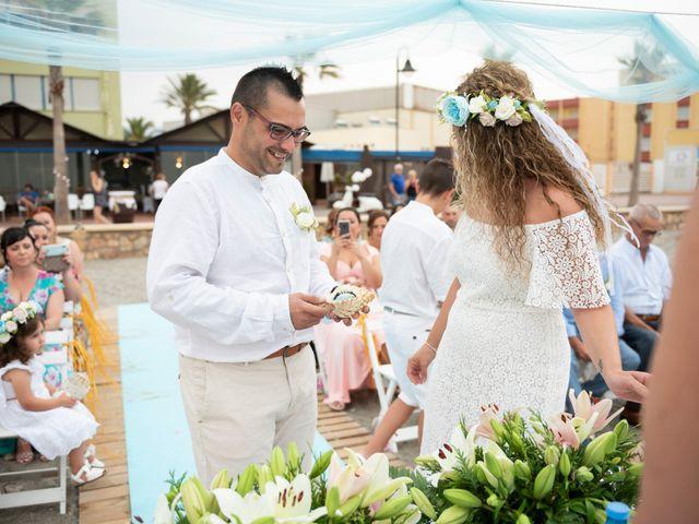 La boda de Germán y Eli en Adra, Almería 55