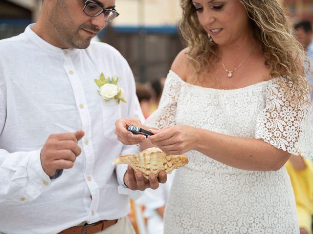 La boda de Germán y Eli en Adra, Almería 56
