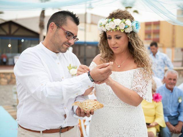 La boda de Germán y Eli en Adra, Almería 57