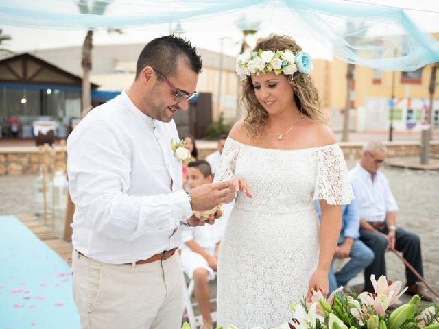 La boda de Germán y Eli en Adra, Almería 58