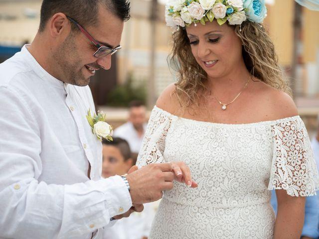 La boda de Germán y Eli en Adra, Almería 59
