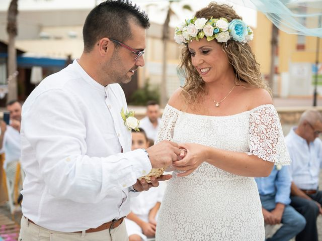 La boda de Germán y Eli en Adra, Almería 60