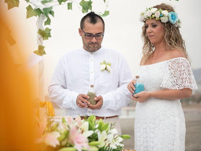 La boda de Germán y Eli en Adra, Almería 61