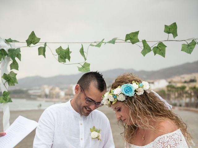 La boda de Germán y Eli en Adra, Almería 62