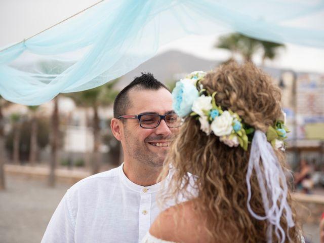 La boda de Germán y Eli en Adra, Almería 64