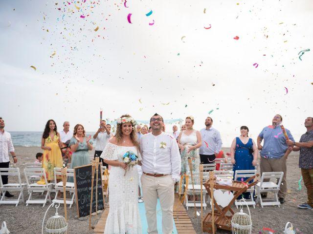 La boda de Germán y Eli en Adra, Almería 66