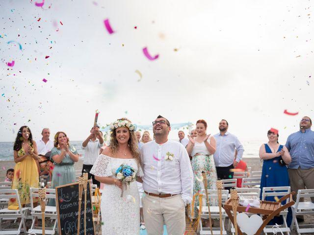La boda de Germán y Eli en Adra, Almería 67