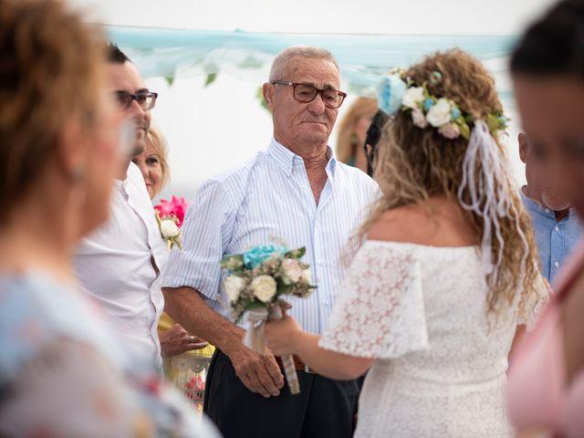 La boda de Germán y Eli en Adra, Almería 68