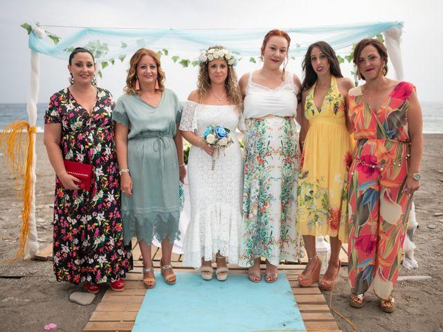 La boda de Germán y Eli en Adra, Almería 69