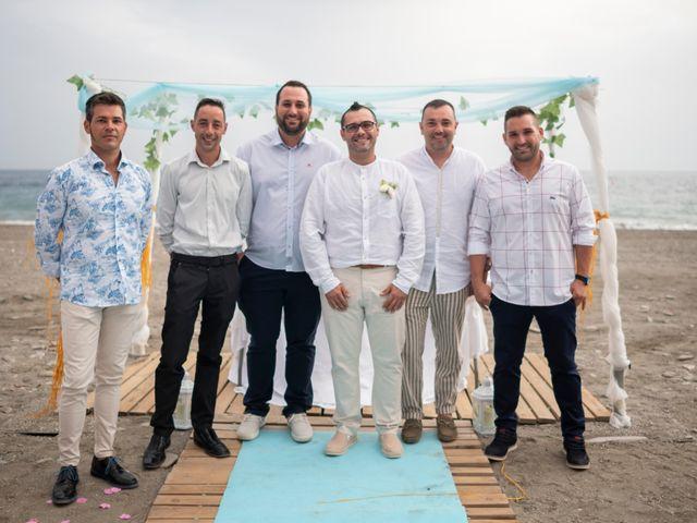 La boda de Germán y Eli en Adra, Almería 70